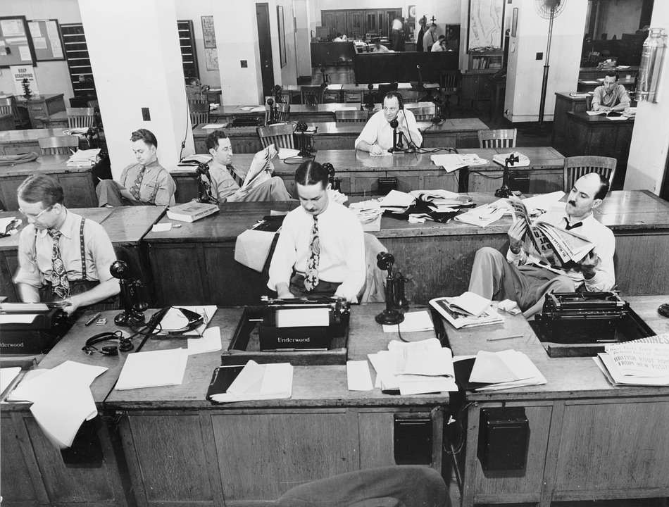 Oficina periodistas