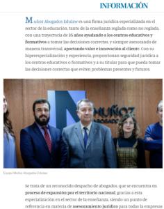abogados diario informacion