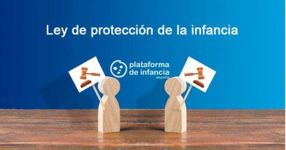 ley de la protección de la infancia